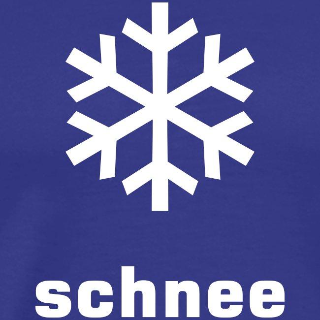 Schnee!!!