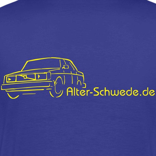 Volvo 240 244 Shirt