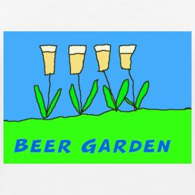 Design ~ Beer garden