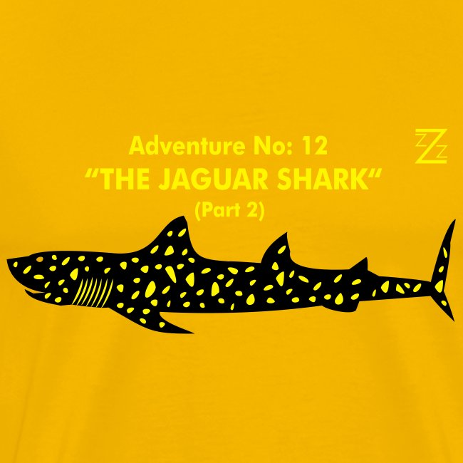 Adventure No.12 The Jaguar Shark