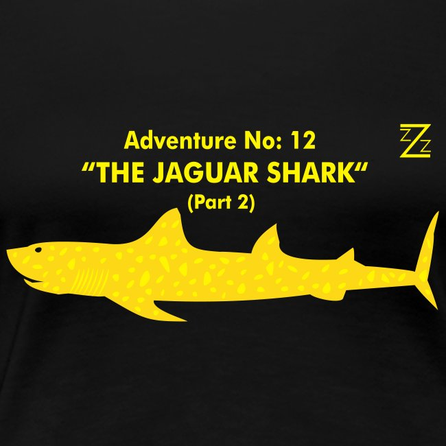 Adventure No.12 The Jaguar Shark (Part 2