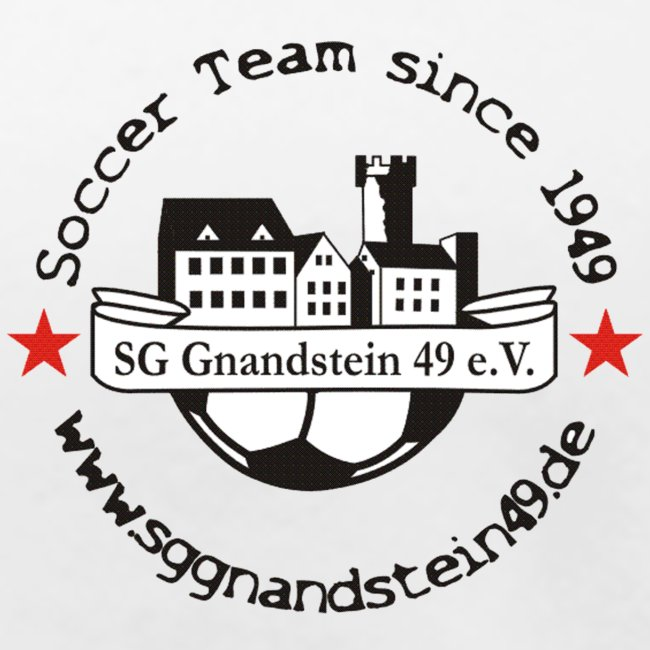 SoccerTeam Logo - Girlie Shirt