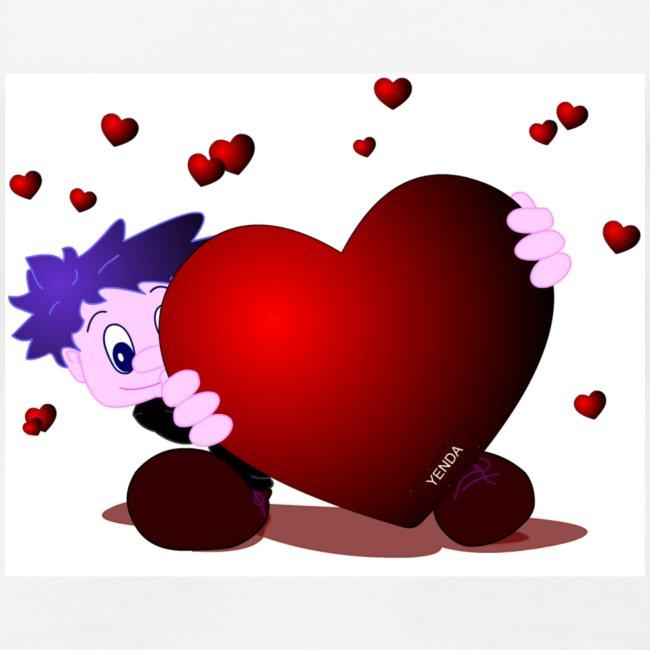 Heart Girlie