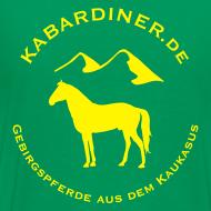 Motiv ~ dunkelgrün mit Logo hinten