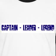 Design ~ Captain Leader Legend