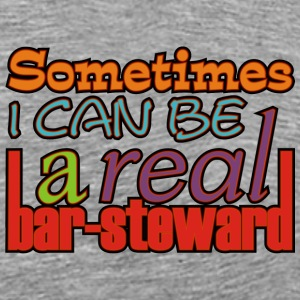 Ash Bar Steward T-Shirts - Men's Premium T-Shirt