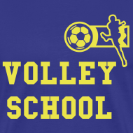 Design ~ The new and improved all star classic volley t