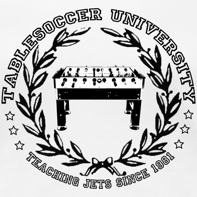 Girlie Tablesoccer University