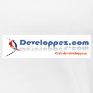 Motif ~ T-shirt Femme petite bannière