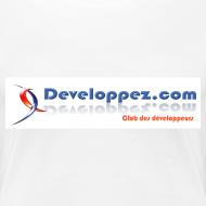 Motif ~ T-shirt Femme grande bannière
