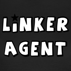 Olive linker Agent Girlie - Frauen T-Shirt