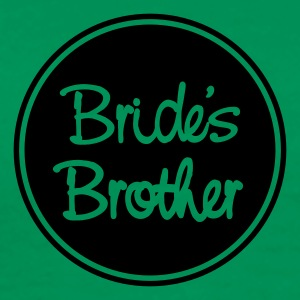 Grass green brides brother T-Shirts - Men's Premium T-Shirt