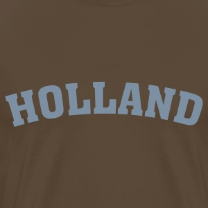 Brown Holland T-Shirts - Men's Premium T-Shirt