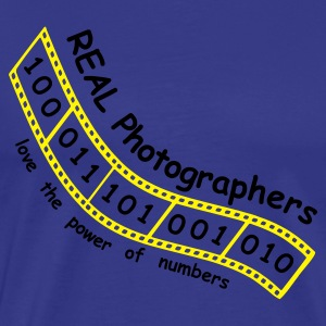 Digital Photographer T-Shirt - Men's Premium T-Shirt