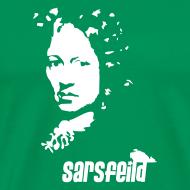 Design ~ Patrick Sarsfield on T-shirt