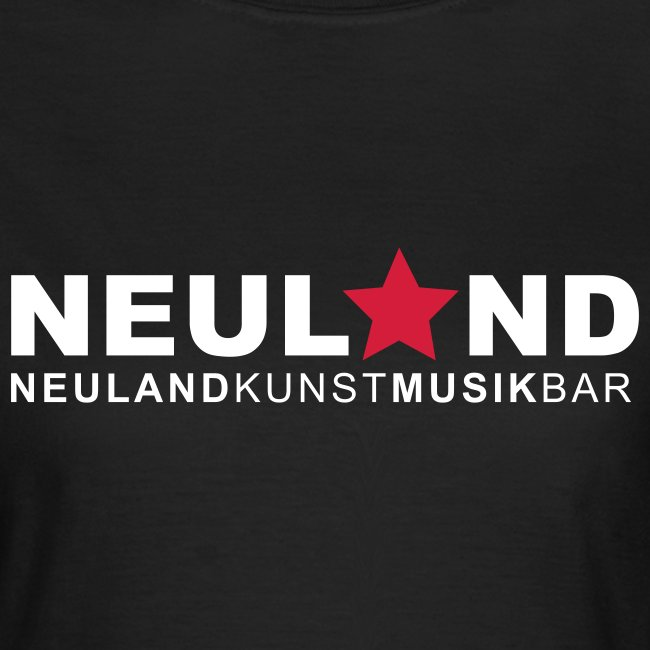 Shirt NEULAND für die Mädels