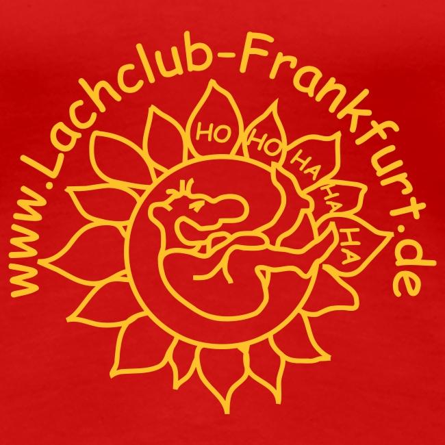 LC Frankfurt: Orange (Druck vorn)