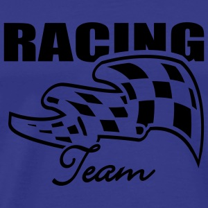 Sky racing team T-Shirts - Men's Premium T-Shirt