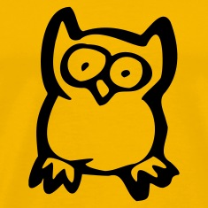 Yellow Owl T-Shirts