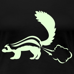 skunky shirt - Frauen Premium T-Shirt