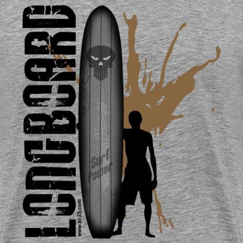 longboard vintage logo