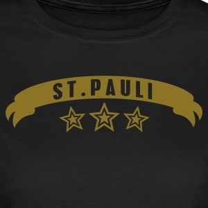 Chocolate Stadtshirt St.Pauli Girlie - Frauen T-Shirt