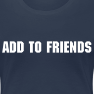 Design ~ add to friends (FTL)