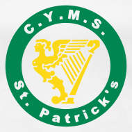 Design ~ St Patricks CYMS the place where hibs where born