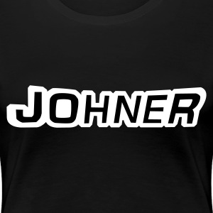 Johner - Frauen Premium T-Shirt