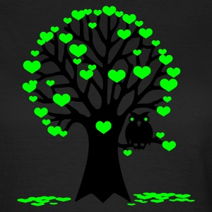 Olive tree of love Girlie - Frauen T-Shirt