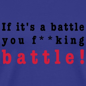 Sky Battle T-Shirts - Men's Premium T-Shirt