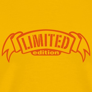 Yellow Limited Edition 2 T-Shirts - Men's Premium T-Shirt