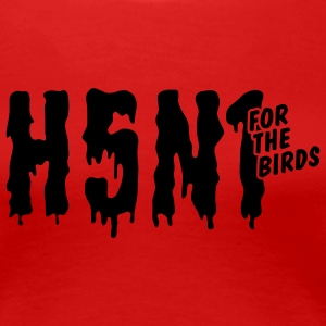 Red For Birds Ladies' - Women's Premium T-Shirt
