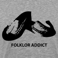 Motif ~ Majica Folklor Addict