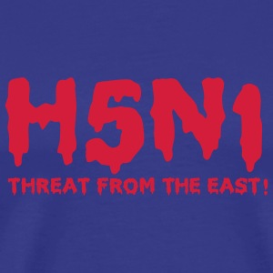 Sky H5N1 Threat T-Shirts - Men's Premium T-Shirt