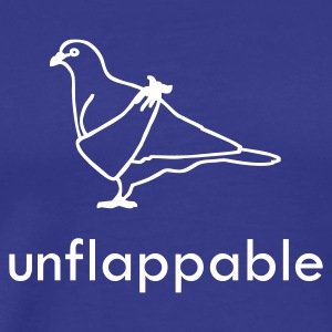 Sky Unflappable T-Shirts - Men's Premium T-Shirt