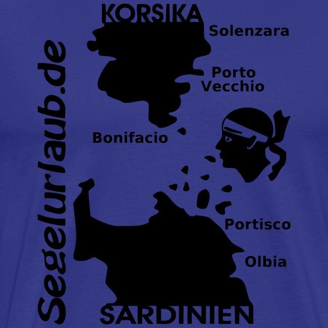 Korsika Sardinien Mori Shirt