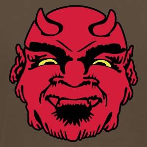 Brown Demon / Devil - 3 colors Men's Tees - Men's Premium T-Shirt