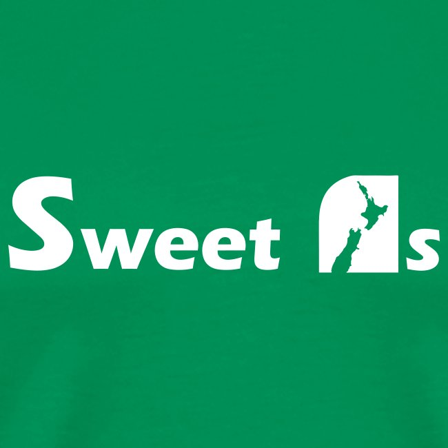 Sweet As Mens T-shirt