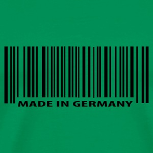 Grasgrün Made in Germany T-Shirt - Männer Premium T-Shirt