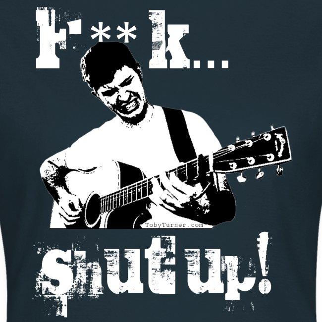 F**K... Shut Up! (American Apparel)