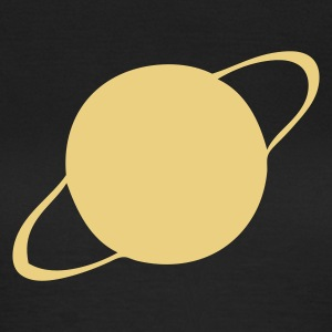 Olive Saturn - Planet Ladies' - Women's T-Shirt