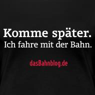 Motiv ~ dasBahnblog-Girlie-Shirt
