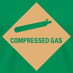 Compressed Gas T-Shirt - Men's Premium T-Shirt