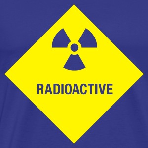Radioactive T-Shirt - Men's Premium T-Shirt