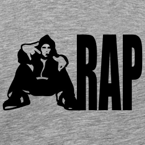 Ash rap T-Shirts - Men's Premium T-Shirt