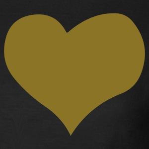 Heart of gold - Vrouwen T-shirt
