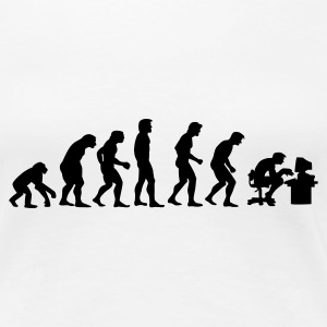 Evolution - Women's Premium T-Shirt
