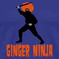 Design ~ Ginger Ninja Comfort T