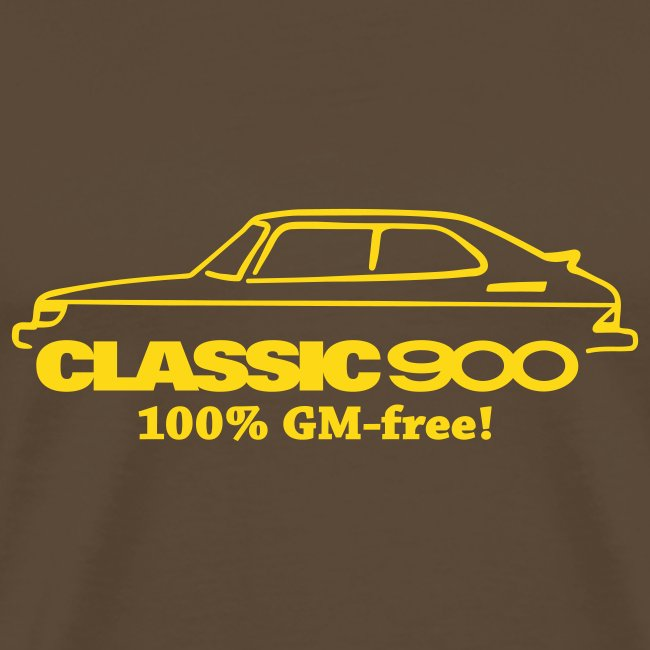 Saab Classic900 GM-free